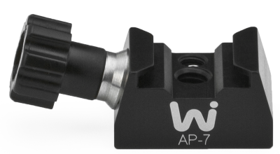 Wimberley AP-7 Cold Shoe with Accessory Mounting Thumbscrew and Hex Wrench