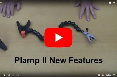 Opening shot of Wimberley Plamp II PP-200 video used as button for the actual video
